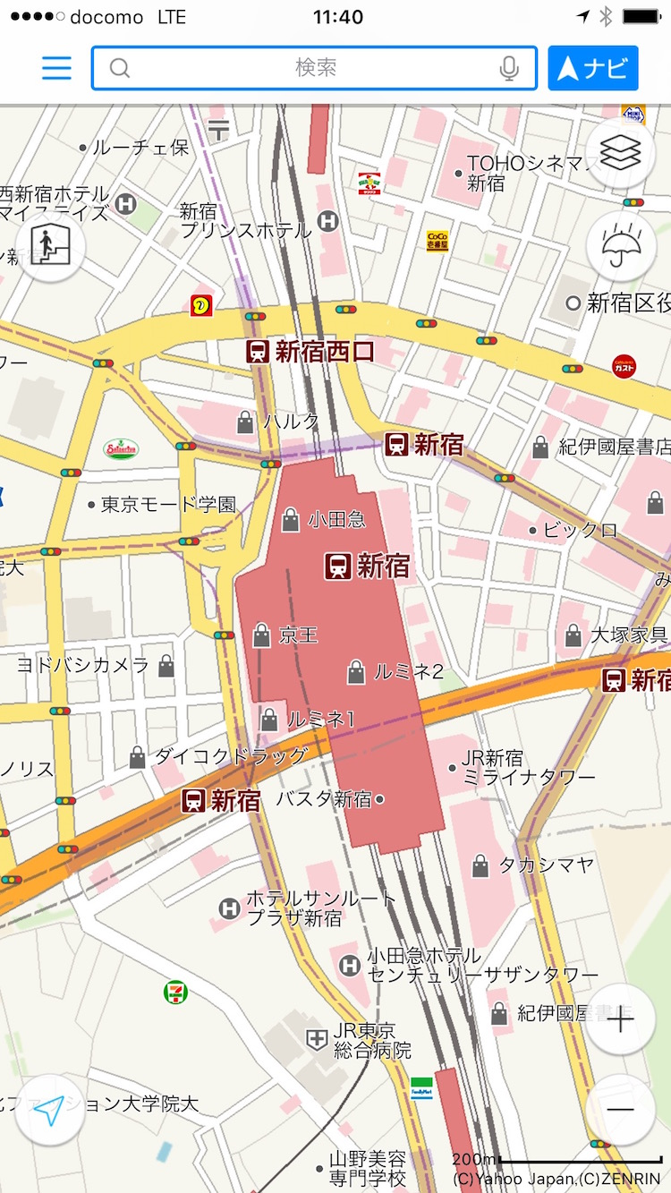 Shinjuku Yahoo Japan