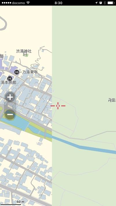 Shibu Onsen IPC Maps