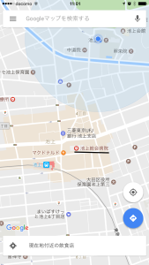 Ikegami Tokyo Google Maps