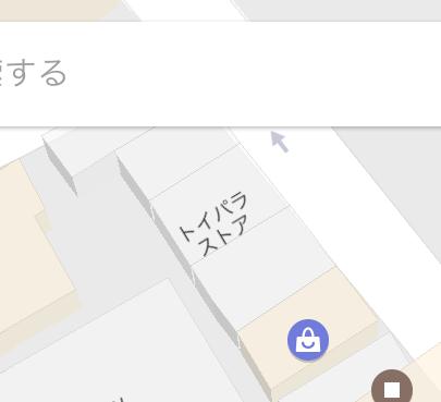 Google Map detail of north Asagaya